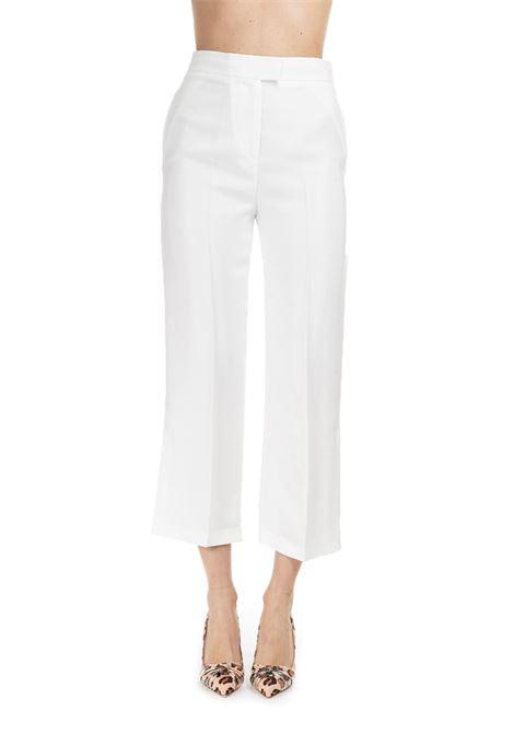 WHITE PATERNO TROUSERS PINKO | Pants | PATERNO1G143N7388Z10