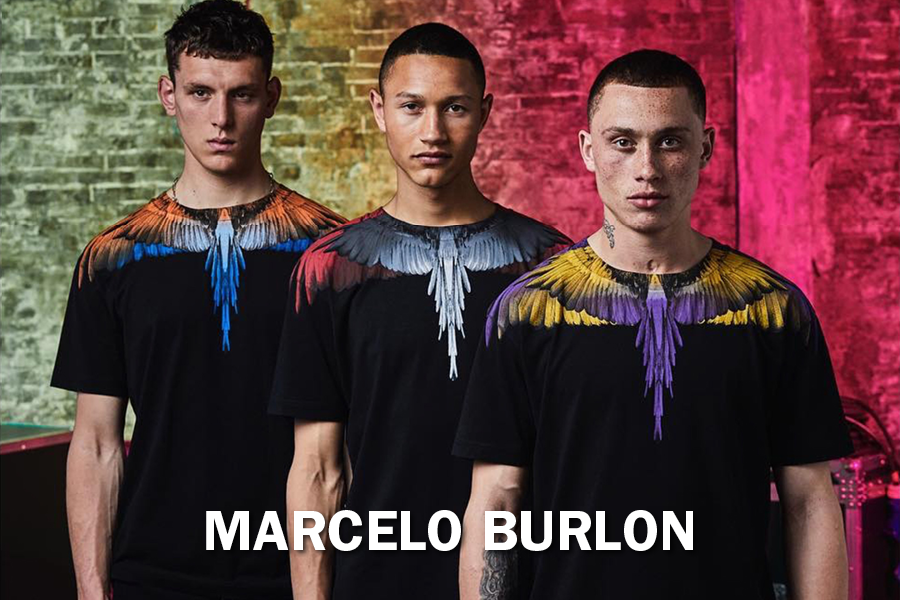 marcelo burlon - county of milan