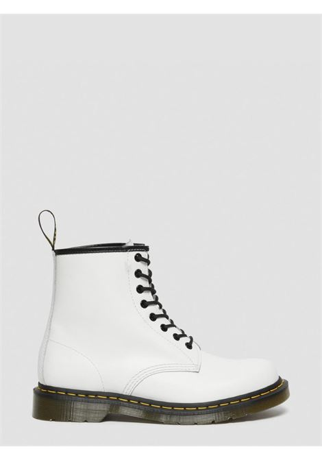 Dr. Martens 8 Buchi Smooth DRMARTENS   Anfibio   DMS1460WH