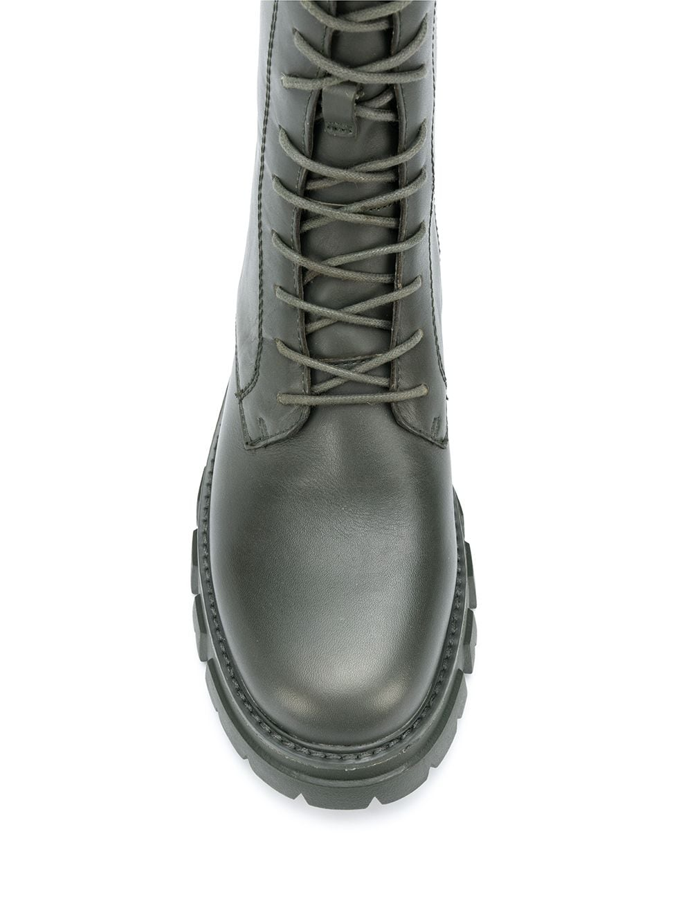 Green boots ASH      F20LIAM02MILITARY