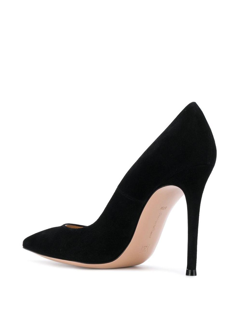 Black shoes GIANVITO ROSSI |  | G2847015RICCAMNERO