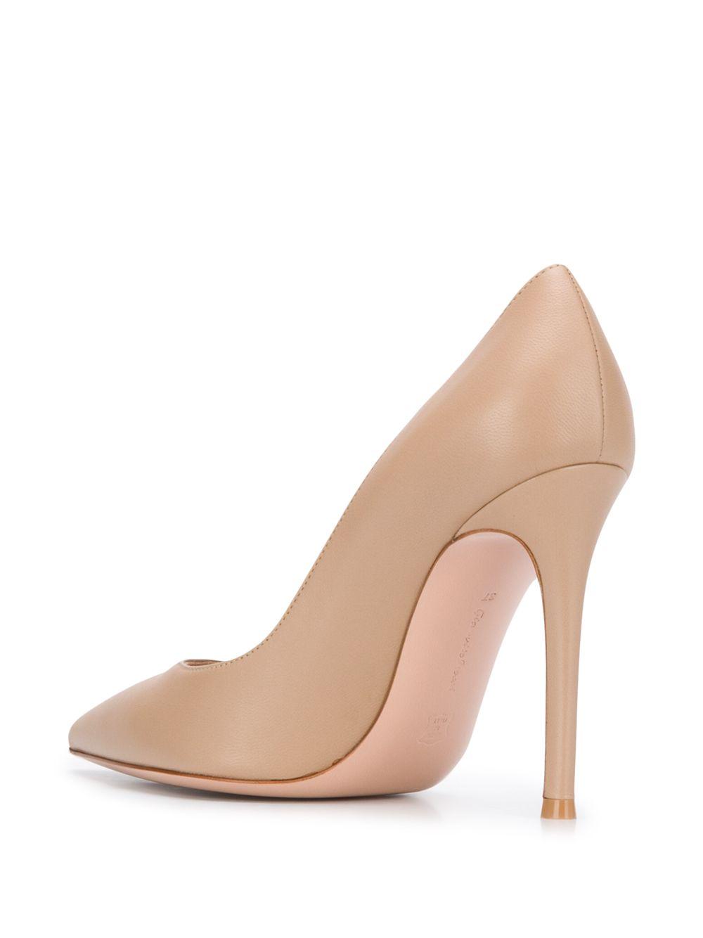 Bisque nude shoes GIANVITO ROSSI |  | G2847015RICNAPBISQ