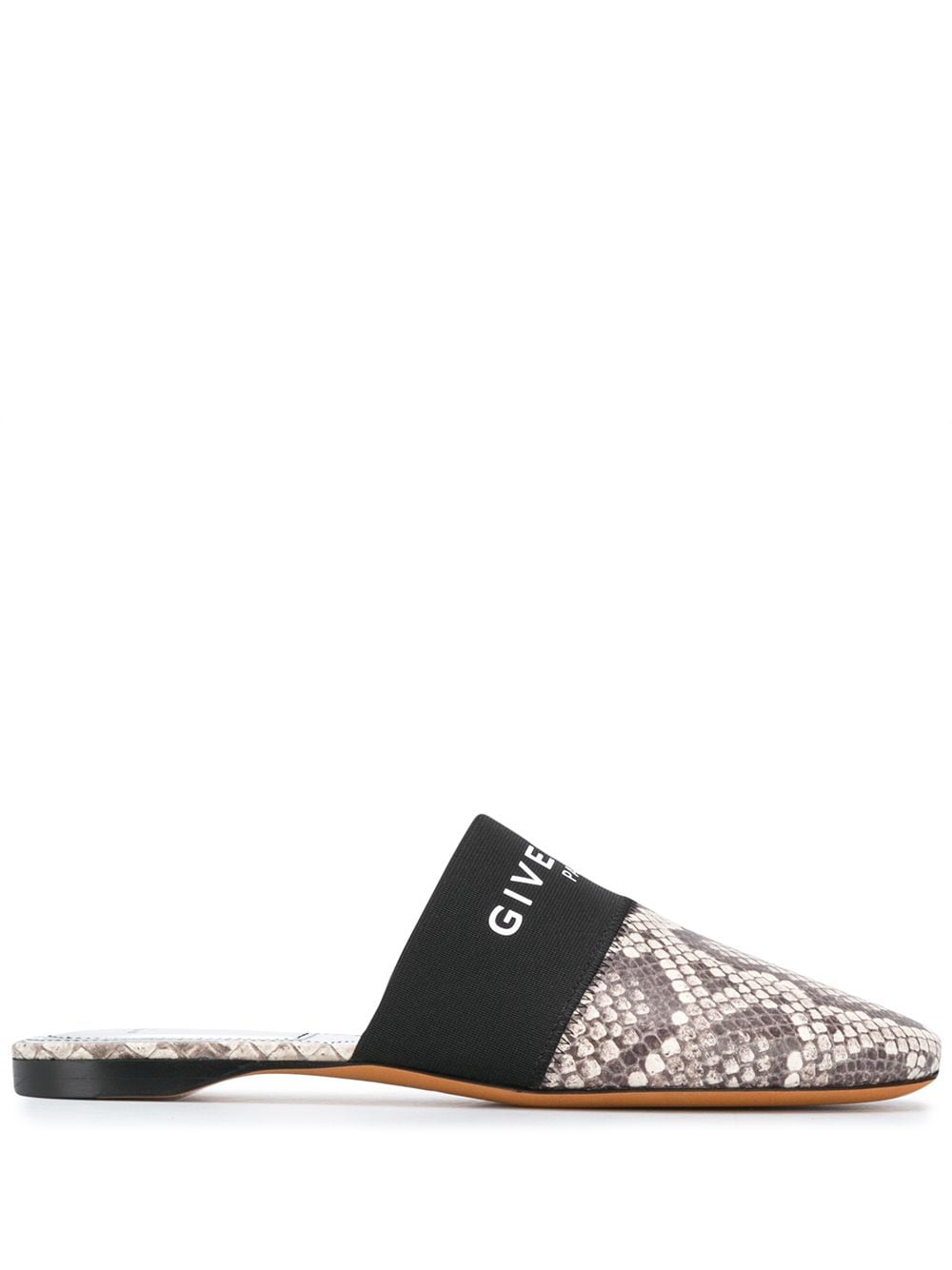 Brown/grey slippers, GIVENCHY |  | BE2002E0UB099