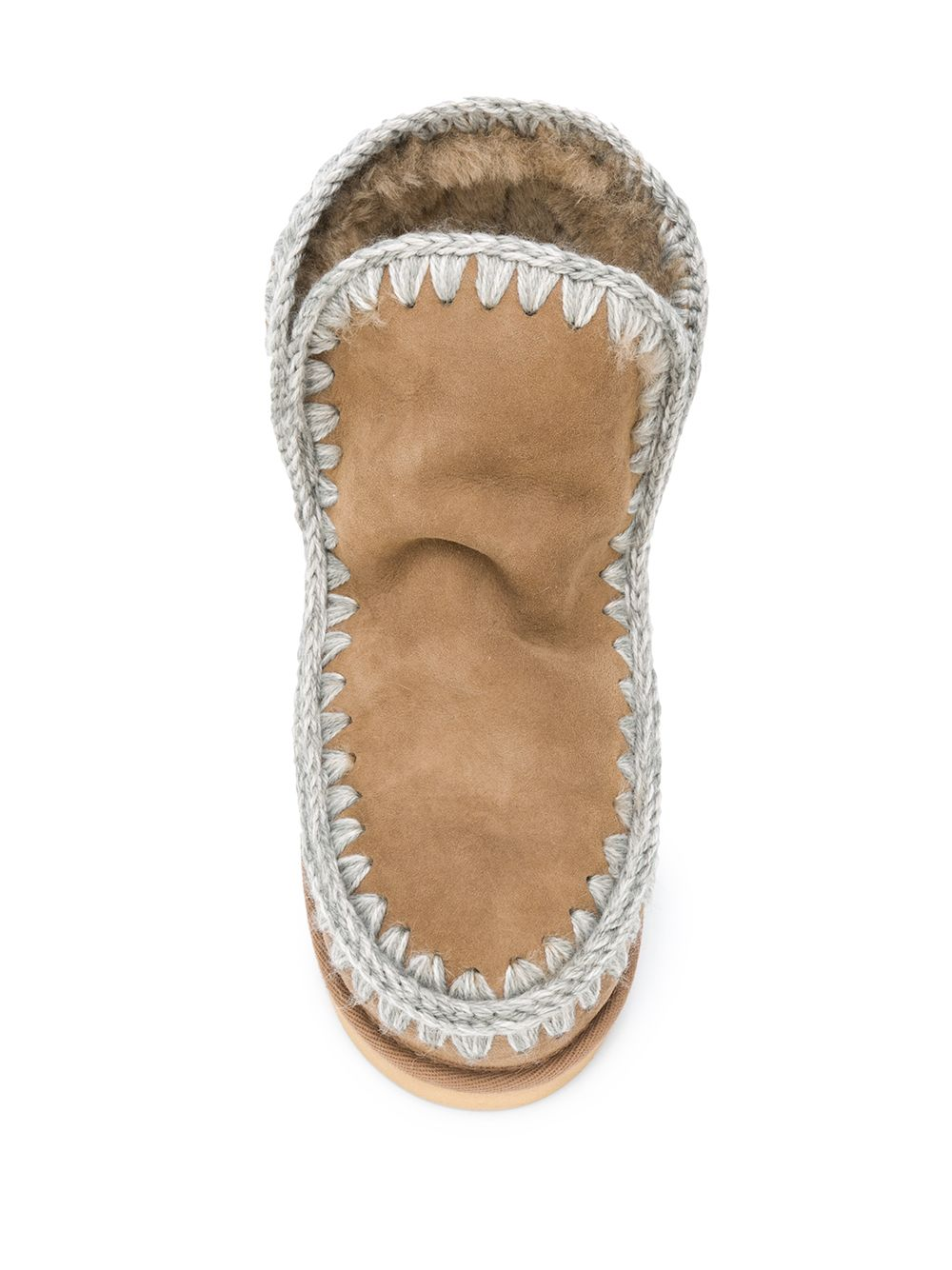 Eskimo ankle boots MOU |  | FW101001ADKSTDKST
