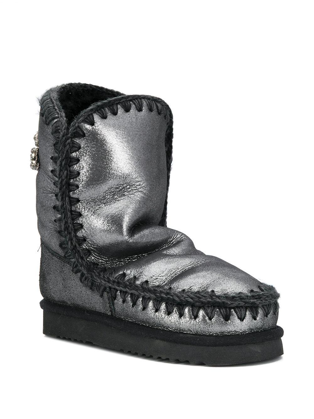 Eskimo boots MOU      FW101042CMGBLKMGBLK