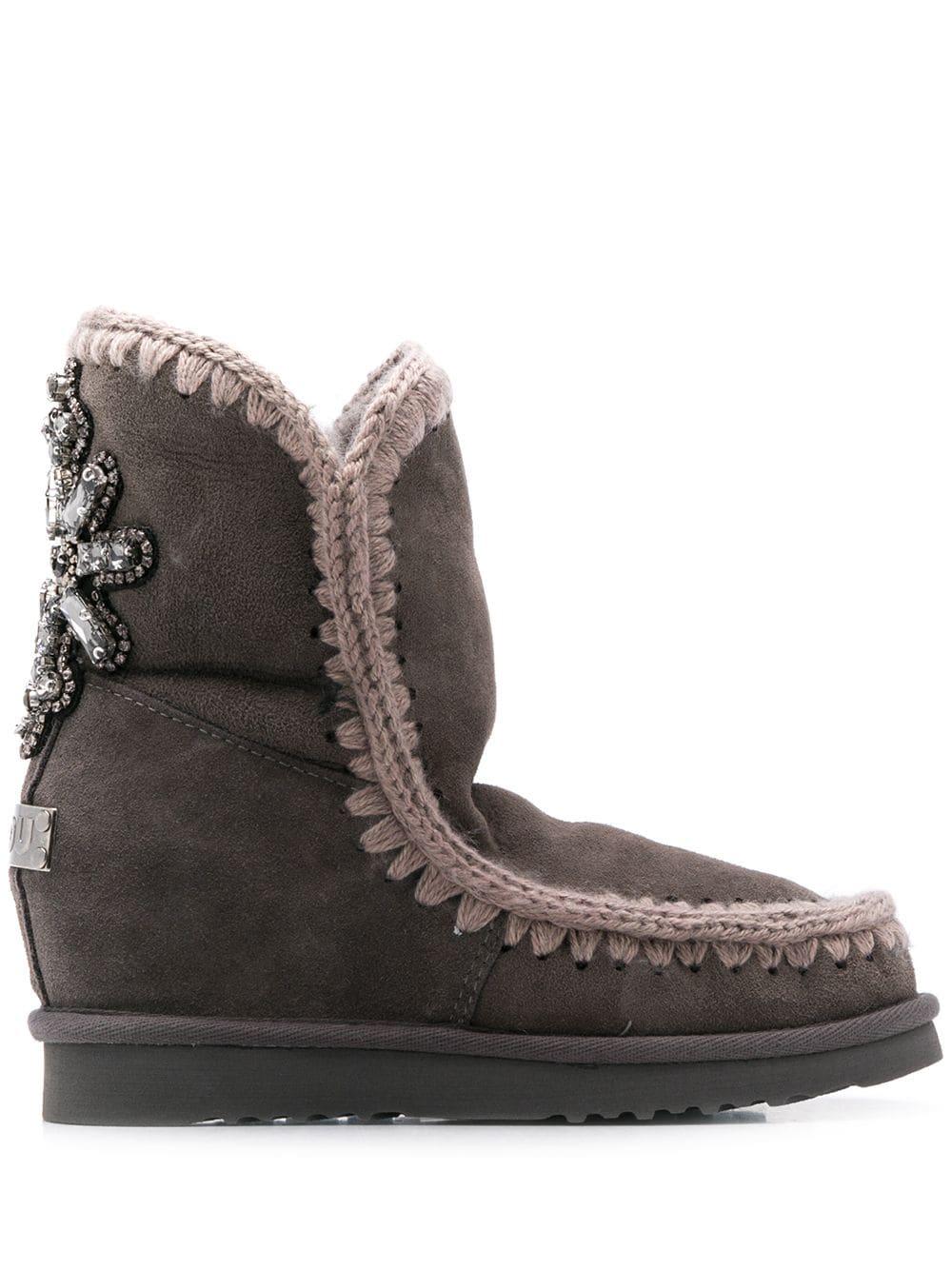 Eskimo boots MOU |  | FW121007ACHACHA