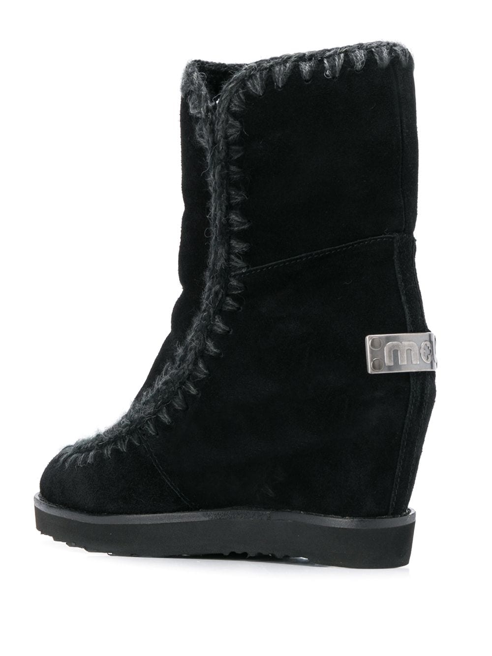 Black boots MOU      FW151002ABKBKBKBK