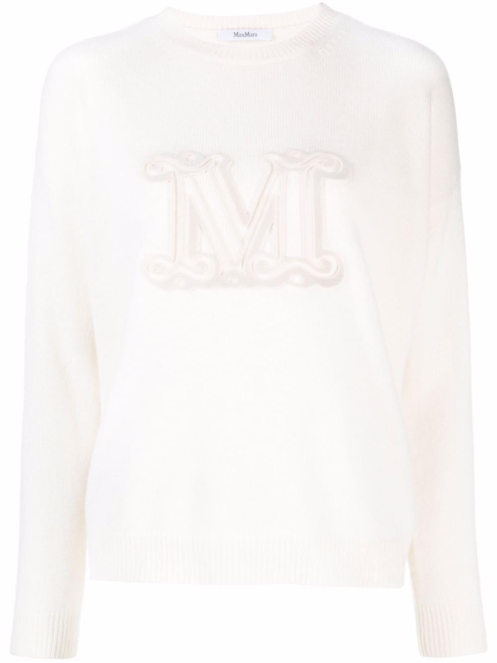 Maglia bianca MAX MARA   13660813600110001