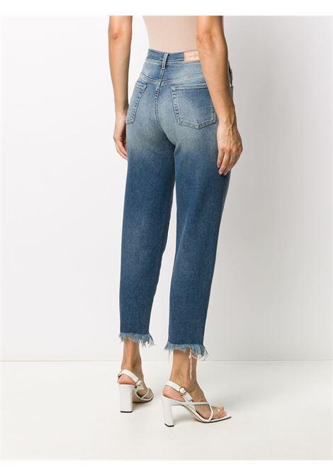 Blue jeans 7 FOR ALL MAN KIND |  | JSA71200LBMIDBLUE