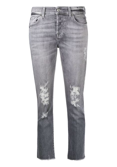 Jeans grigio 7 FOR ALL MAN KIND | JEANS | JSDSU790SSGREY