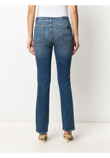 Blue jeans 7 FOR ALL MAN KIND |  | JSWS44A0NTLIGHTBLUE