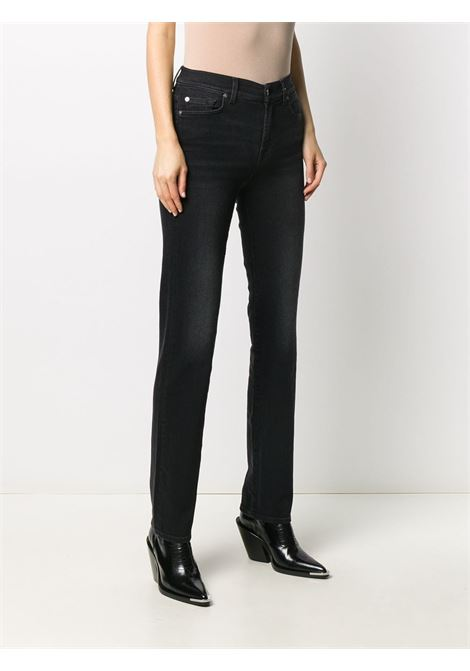 Black jeans 7 FOR ALL MAN KIND |  | JSWSA490KHBLACK