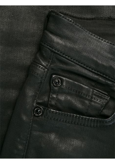 Jeans nero 7 FOR ALL MAN KIND | JEANS | JSWTV500KKBLACK