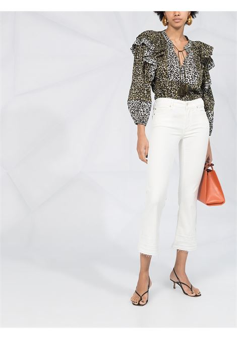 White jeans 7 FOR ALL MAN KIND |  | JSYRV500MIECRU