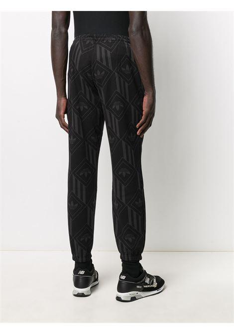 Pantalone nero/grigio ADIDAS | PANTALONI | GD5849BB