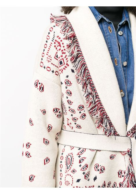 White cardigan ALANUI |  | LWHB009E20KNI0030385