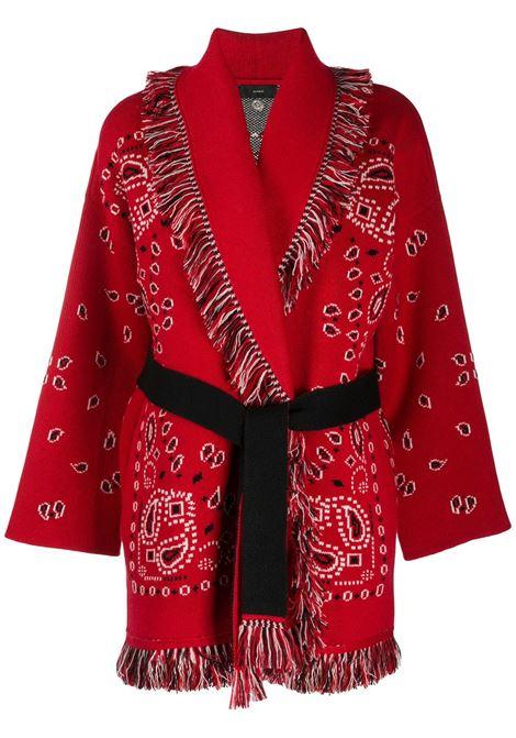 Red cardigan ALANUI |  | LWHB009E20KNI0032585