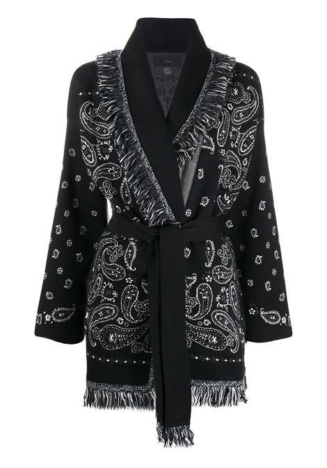 Black cardigan ALANUI |  | LWHB009E20KNI0041085