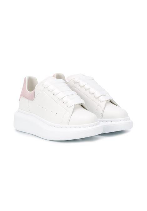 Sneakers bianca ALEXANDER McQUEEN | SNEAKERS | 587691WHX129182