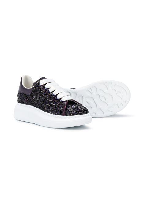 Sneakers nera ALEXANDER McQUEEN | SNEAKERS | 612100W4M315068