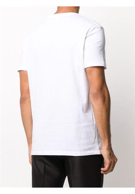 Maglia bianca ALEXANDER McQUEEN   T-SHIRT   622100QPZ540900