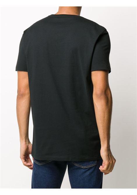 T-shirt nera ALEXANDER McQUEEN | T-SHIRT | 624182QPZ730901