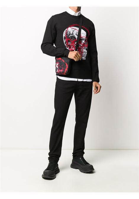 Jeans nero ALEXANDER McQUEEN | JEANS | 625677QPY011000