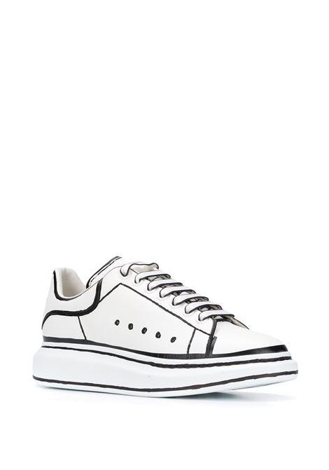 Sneakers bianca ALEXANDER McQUEEN | SNEAKERS | 627867WHYBI9061