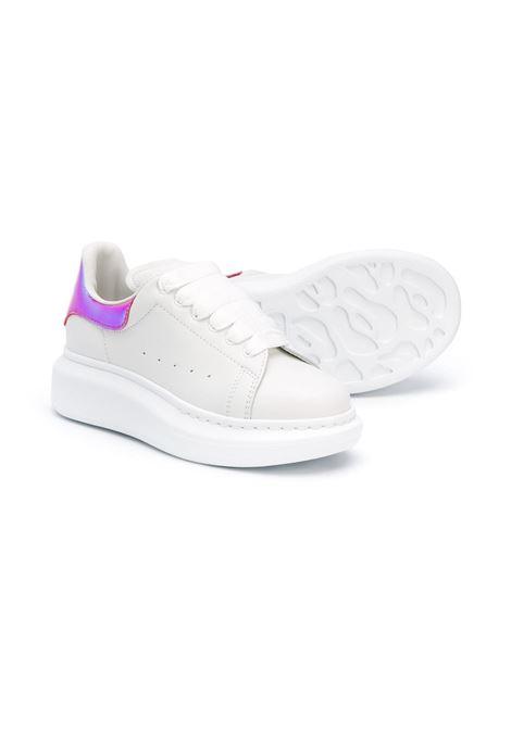 Sneakers bianca ALEXANDER McQUEEN | SNEAKERS | 634737WHX1J9056