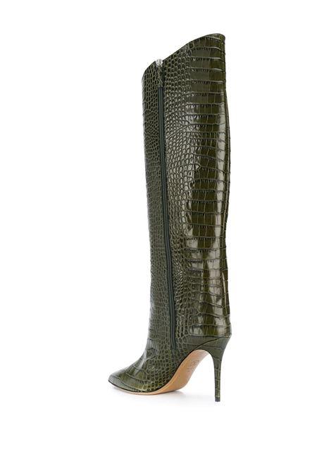 Khaki boots ALEXANDRE VAUTHIER |  | ALEX90BOOTSTAMPA COCCOKHAKI