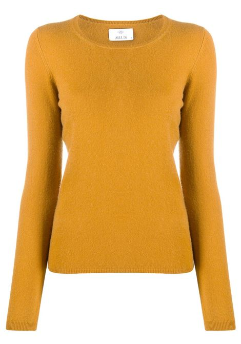 Yellow jumper ALLUDE |  | 2051110127