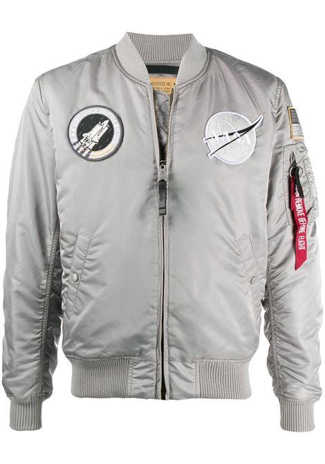 Silver jacket ALPHA INDUSTRIES |  | 166107MA1VFNASA31