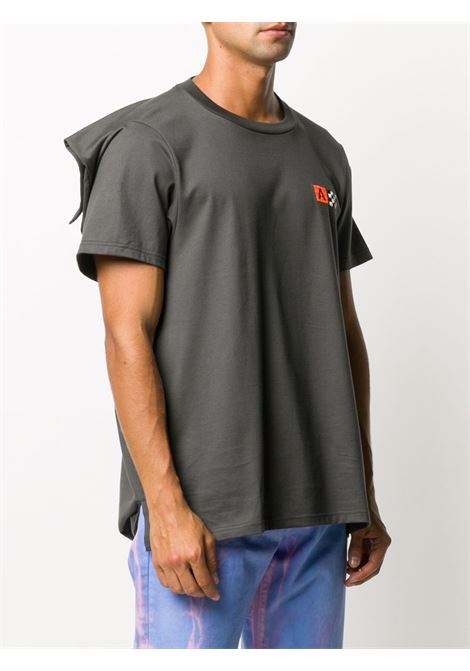 Grey t-shirt AMBUSH |  | BMAA002F20JER0010700