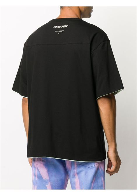 Black t-shirt AMBUSH |  | BMAA003F20JER0011051