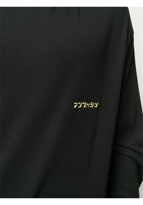 Black t-shirt AMBUSH |  | BMAB002F20FAB0011000