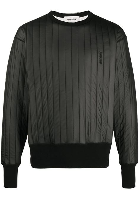 Black sweatshirt AMBUSH |  | BMBA001F20FAB0011000
