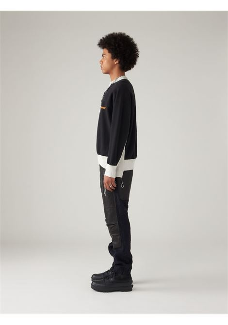 White/black sweatshirt AMBUSH |  | BMBA002F20FLE0010210