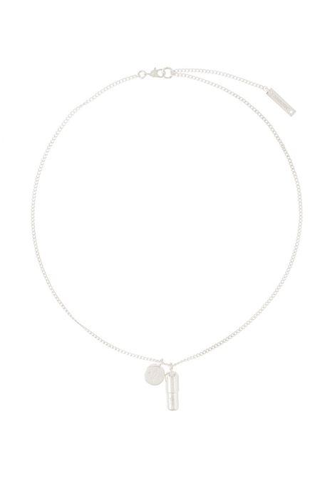 Collana con ciondolo AMBUSH | COLLANE | BMOB024F20MET0017200