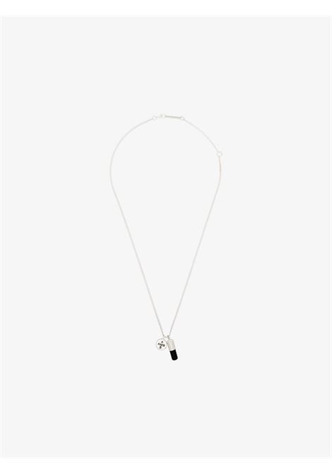 Silver necklace AMBUSH |  | BMOB024F20MET0017210