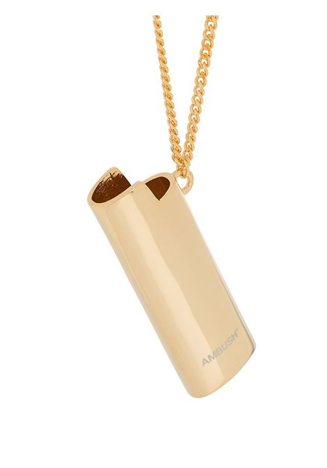 Gold necklace AMBUSH |  | BMOB027F20MET0017600