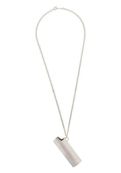 Collana in argento AMBUSH | COLLANE | BMOB028F20MET0017200