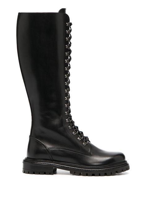 Black boots AQUAZZURA |  | COBFLAB0CAL000
