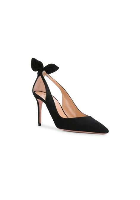 Black shoes AQUAZZURA |  | DENMIDP0SUE000