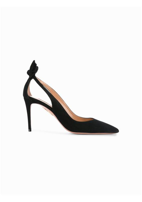 Scarpa nera AQUAZZURA | PUMPS | DENMIDP0SUE000