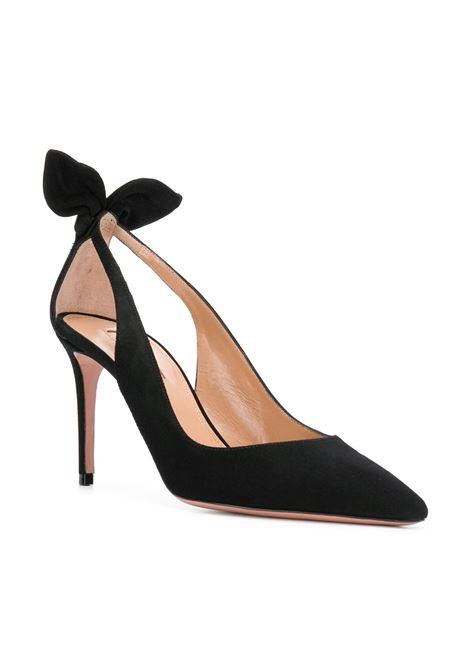 Black shoes AQUAZZURA | PUMPS | DENMIDP0SUE000