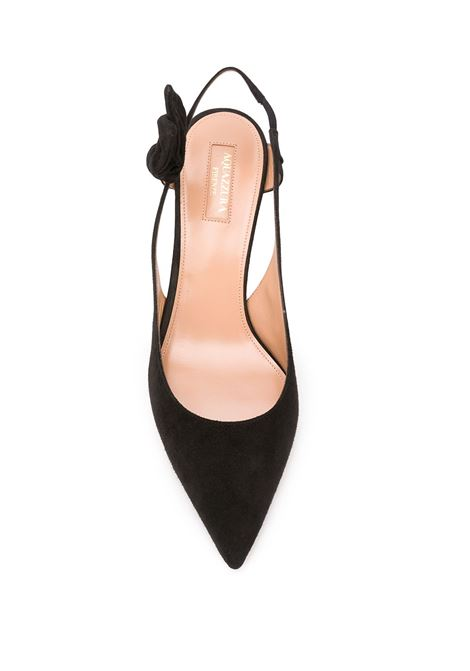 Black shoes AQUAZZURA |  | DRWMIDP0SUE000
