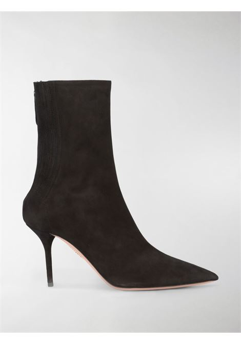 Black boots AQUAZZURA |  | SHOMIDB1SUE000