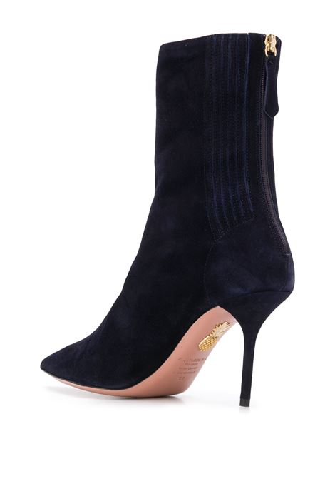 Blue boots AQUAZZURA |  | SHOMIDB1SUE080