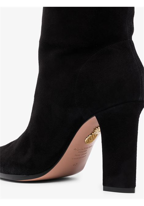 Black boots AQUAZZURA |  | SKLMIDB0SUE000