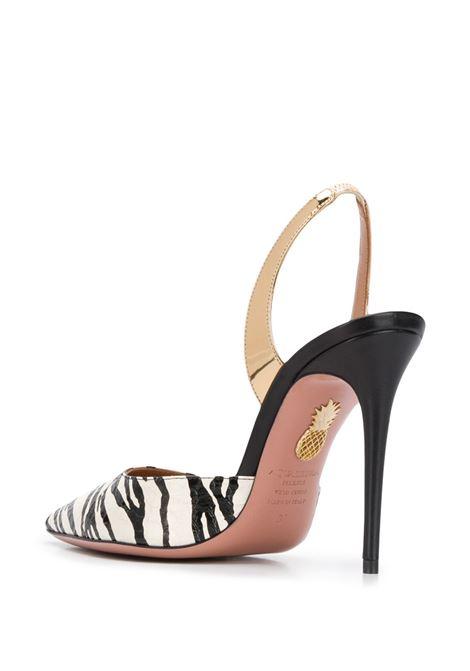 Tiger print sandals AQUAZZURA |  | SNUHIGP0TNSBSG